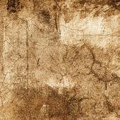 Paredes rachadas antigo de plano de fundo do edifício — Foto Stock