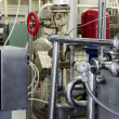 Dairy food-processing industry — Stockfoto