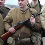 ������, ������: Odessa Ukraine May 6: Fragment Reconstruction combat events i