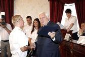 ODESSA, UKRAINE - AUGUST 22: Former Attorney General Victor Psho — Stock Photo
