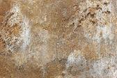 Pared de piedra de yeso sucio fondo retro — Foto de Stock