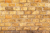 Wall built of natural stone. Can be used as background  — Stockfoto