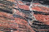 Beautiful reddish-brown interior decorative stone marble abstrac — Stock Photo