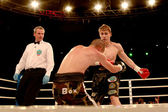 Odessa, Ukraine - May 31, 2014: The title professional bout vers — Stock Photo