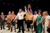 Odessa, Ukraine - May 31, 2014: World Champion Alexander SPYRKO  — Stock Photo