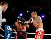 オデッサ、ウクライナ-31 5 月 2014年: 世界ヘビー級ボクシングのチャンピオン, — ストック写真