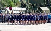 Odessa 4 maj: evenemang för att fira årsdagen av leif — Stockfoto