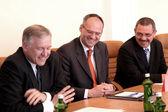 Odessa, Ukraine - May 26, 2011: Ambassador Extraordinary and Ple — Stock Photo