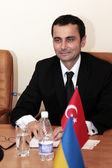 Odessa, Ukraine - July 13, 2011: Consul General of Turkey in Ode — Stock Photo