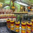 Dessert buffet in hotel — Stockfoto #13903657