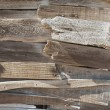 Rustic wood wall background — ストック写真