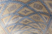 Interior ceiling of Hagia Sophia in Istanbul — Stock Photo