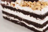 Black forest gateau — Stock Photo
