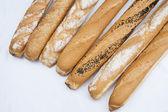 Sélection de baguettes — Photo