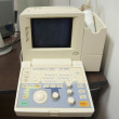 ECG machine in a doctors surgery — Stock Photo