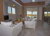 Interior of luxury apartment — Stock Photo