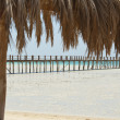 Stock Photo: Wooden jetty on tropical island