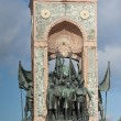 Monument of Independence in Taksim Istanbul — Stockfoto