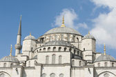 Yeni Cami New Mosque in Istanbul — Stock Photo