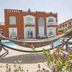 luxevilla in tropische resort — Stockfoto #49434223