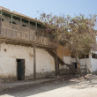 Old abandoned building in egyptian town — Stock Photo #51598783