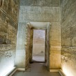 Doorway inside an ancient egyptian temple — Stock Photo #6746064