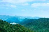 Mountain scenery summer landscape — Stock Photo