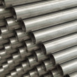 Steel Pipe - Stockfoto
