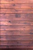 Old wood dark brown Wall — Stock Photo