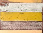 Parlak sesi kahverengi ve sarı ağaç — Stok fotoğraf