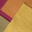 Sample Fabric Hot Tone Color Layer — Stock Photo #29882715