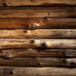 Texture of Old Timber Wood Wall — Stock Photo