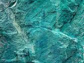 Textur der grünen Grunge-rock — Stockfoto