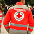 Stock Photo: Red cross