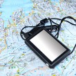 Global positioning system. — Stockfoto