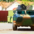 Foto Stock: Military vehicle