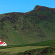 Stock Photo: Icelandic church