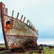 Old abandoned boat — Stock Photo #32289551