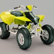 Quad bike — Photo