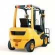 Forklift truck — Stock Photo