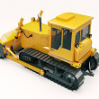 Heavy crawler bulldozer — ストック写真