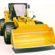 Front loader — Stock Photo