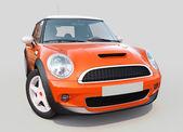 Moderno coche compacto — Foto de Stock