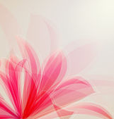 Flor — Vetorial Stock