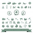 Stock Vector: Icons