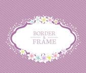 Frame — Vector de stock