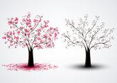 Trees — Wektor stockowy