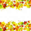 Autumn leaves — Stock Vector #29134231