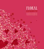 Fundo da flor — Vetorial Stock