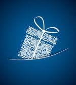 Gift — Vector de stock